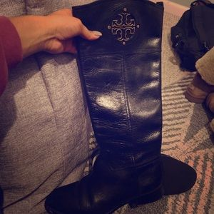 Tory Burch Riding Boot!